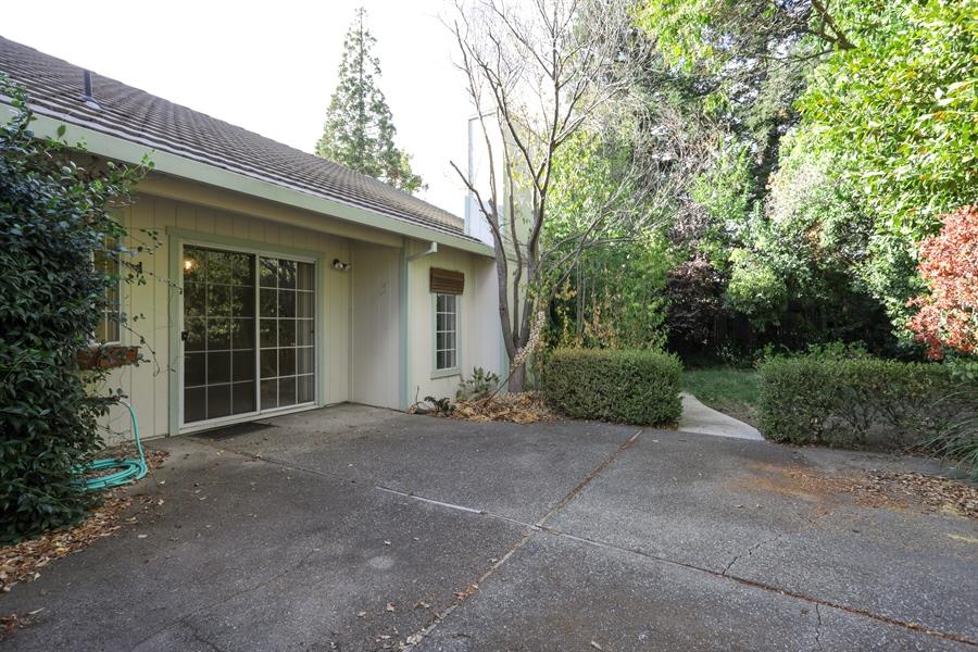 Real Estate Photography - 9417 Forest Vista Way, Elk Grove, CA, 95758 - Patio