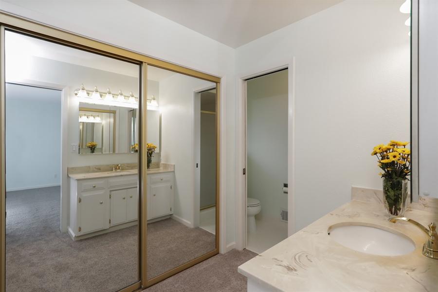 Real Estate Photography - 4919 Marlborough Way, Carmichael, CA, 95608 - Master Bathroom
