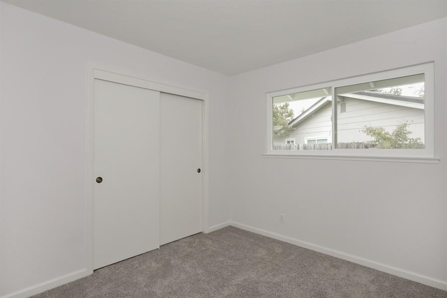 Real Estate Photography - 4919 Marlborough Way, Carmichael, CA, 95608 - 2nd Bedroom