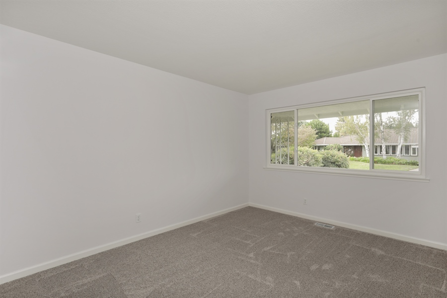 Real Estate Photography - 4919 Marlborough Way, Carmichael, CA, 95608 - 3rd Bedroom