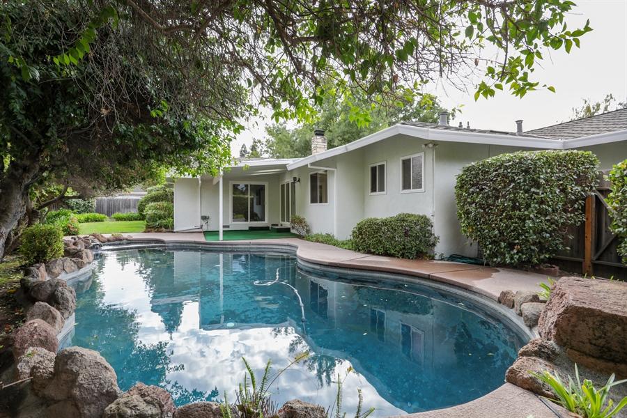 Real Estate Photography - 4919 Marlborough Way, Carmichael, CA, 95608 - Pool