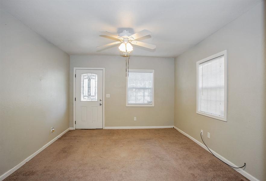 Real Estate Photography - 4416 8th Ave, Sacramento, CA, 95820 - Living Room