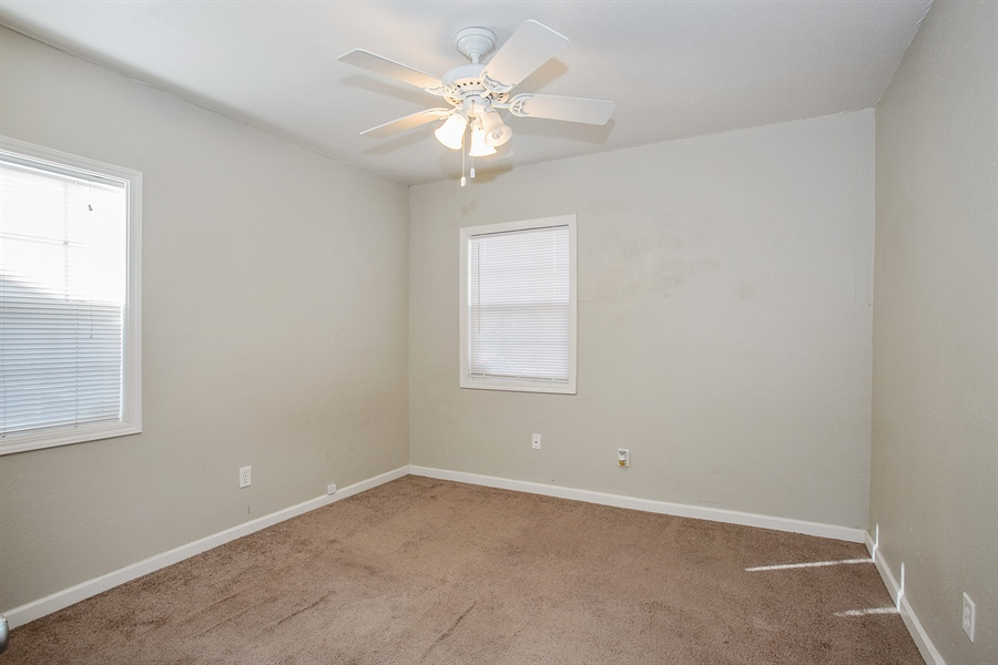 Real Estate Photography - 4416 8th Ave, Sacramento, CA, 95820 - 2nd Bedroom