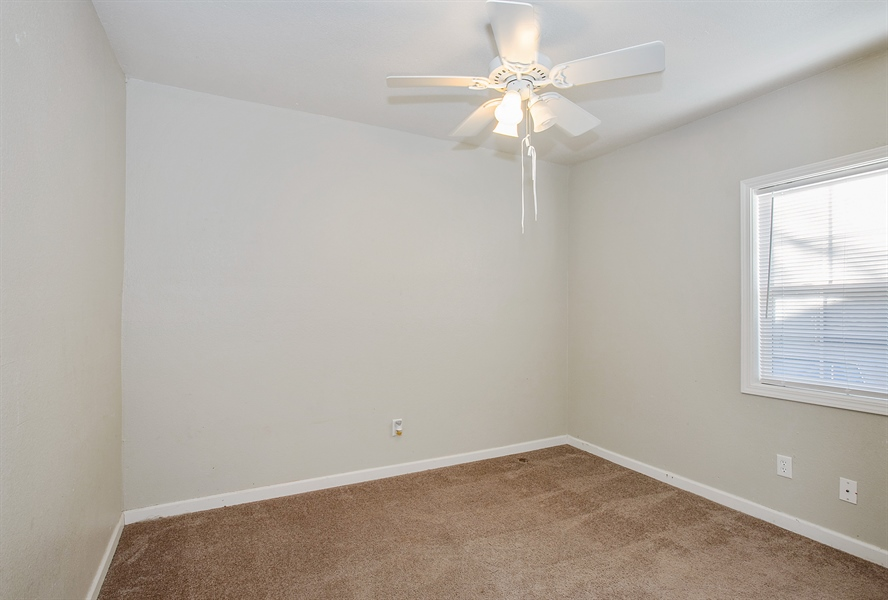 Real Estate Photography - 4416 8th Ave, Sacramento, CA, 95820 - 3rd Bedroom