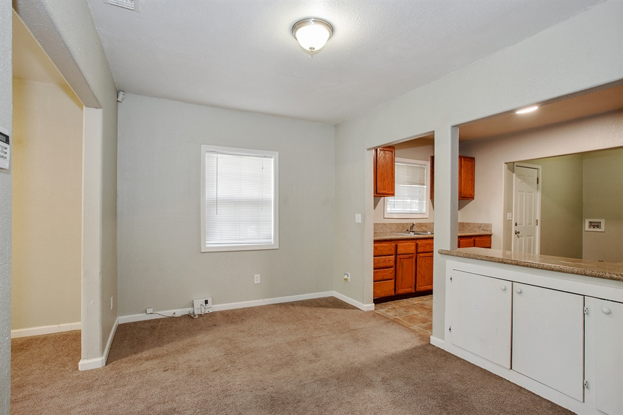 Real Estate Photography - 4416 8th Ave, Sacramento, CA, 95820 - Dining Room