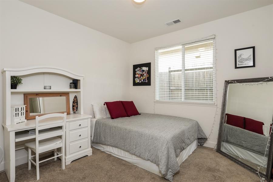 Real Estate Photography - 5616 Saratoga Circle, Rocklin, CA, 95765 - 2nd Bedroom