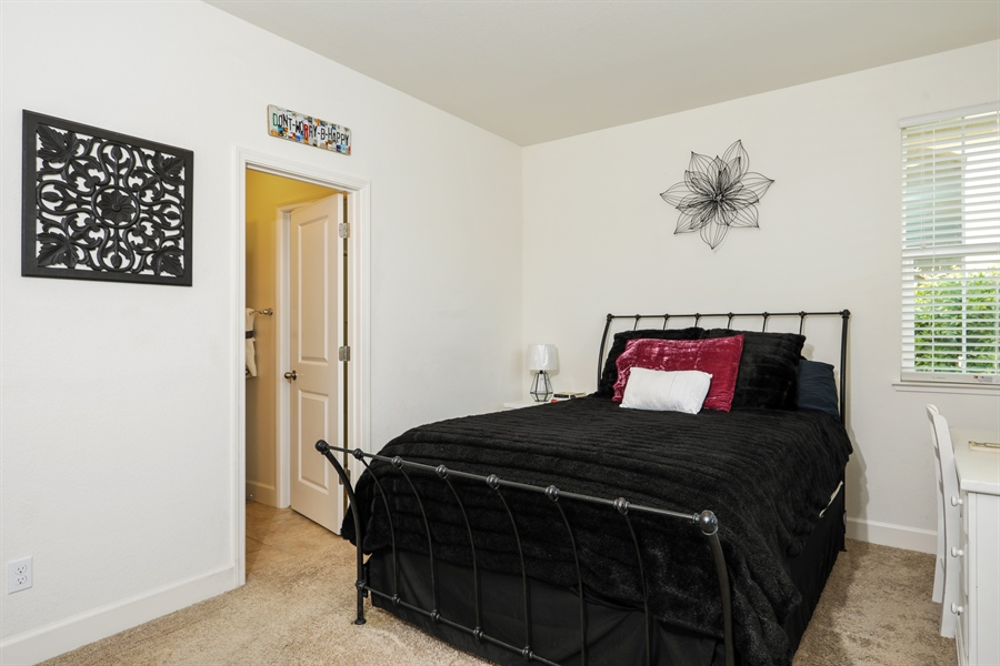 Real Estate Photography - 5616 Saratoga Circle, Rocklin, CA, 95765 - 3rd Bedroom