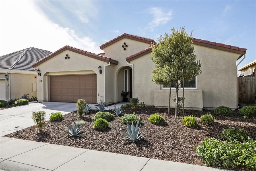 Real Estate Photography - 5616 Saratoga Circle, Rocklin, CA, 95765 - Front View