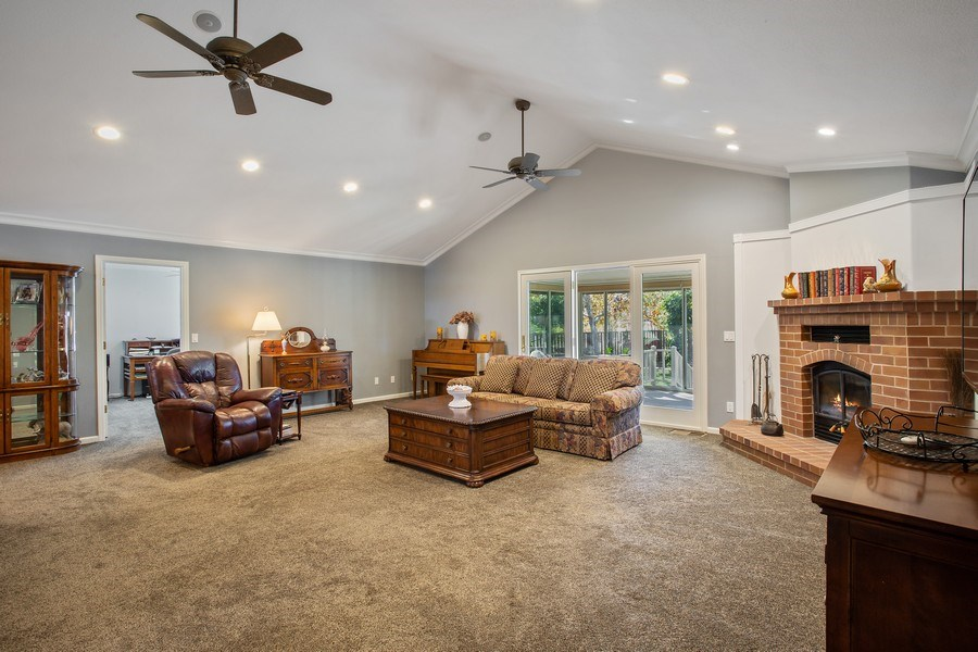 Real Estate Photography - 7961 Charlotte Ln, Vacaville, CA, 95688 - Living Room