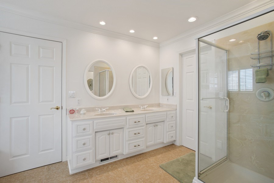Real Estate Photography - 7961 Charlotte Ln, Vacaville, CA, 95688 - Master Bathroom