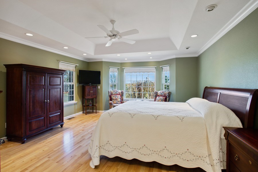 Real Estate Photography - 7961 Charlotte Ln, Vacaville, CA, 95688 - Master Bedroom