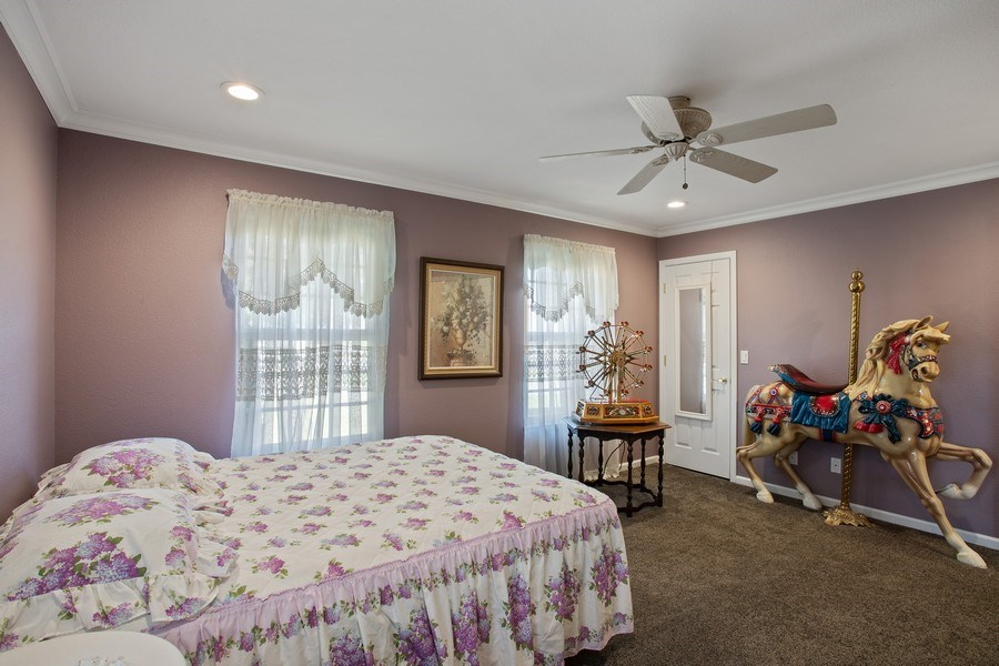Real Estate Photography - 7961 Charlotte Ln, Vacaville, CA, 95688 - 3rd Bedroom