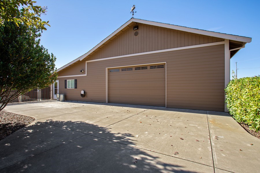 Real Estate Photography - 7961 Charlotte Ln, Vacaville, CA, 95688 - Building with Rec Room