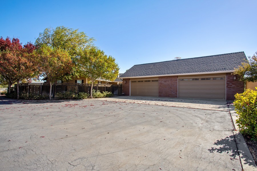 Real Estate Photography - 7961 Charlotte Ln, Vacaville, CA, 95688 - Garage