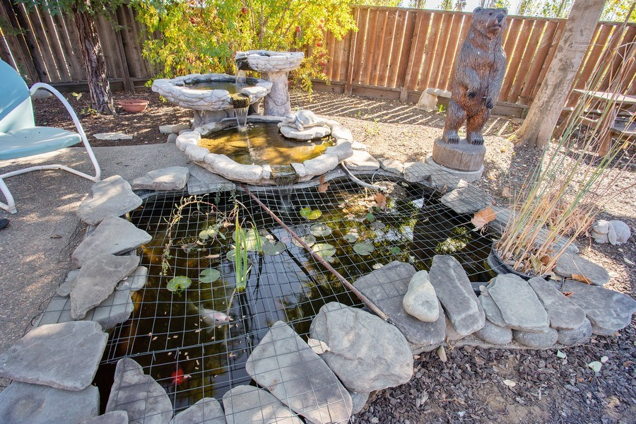 Real Estate Photography - 7961 Charlotte Ln, Vacaville, CA, 95688 - Pond