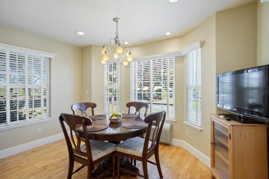 Real Estate Photography - 7961 Charlotte Ln, Vacaville, CA, 95688 - Breakfast Area