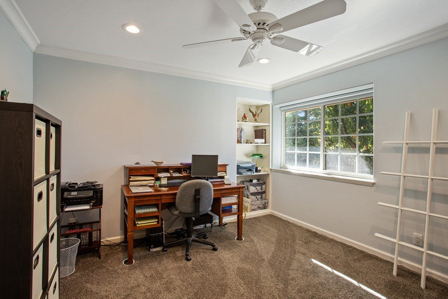 Real Estate Photography - 7961 Charlotte Ln, Vacaville, CA, 95688 - Office