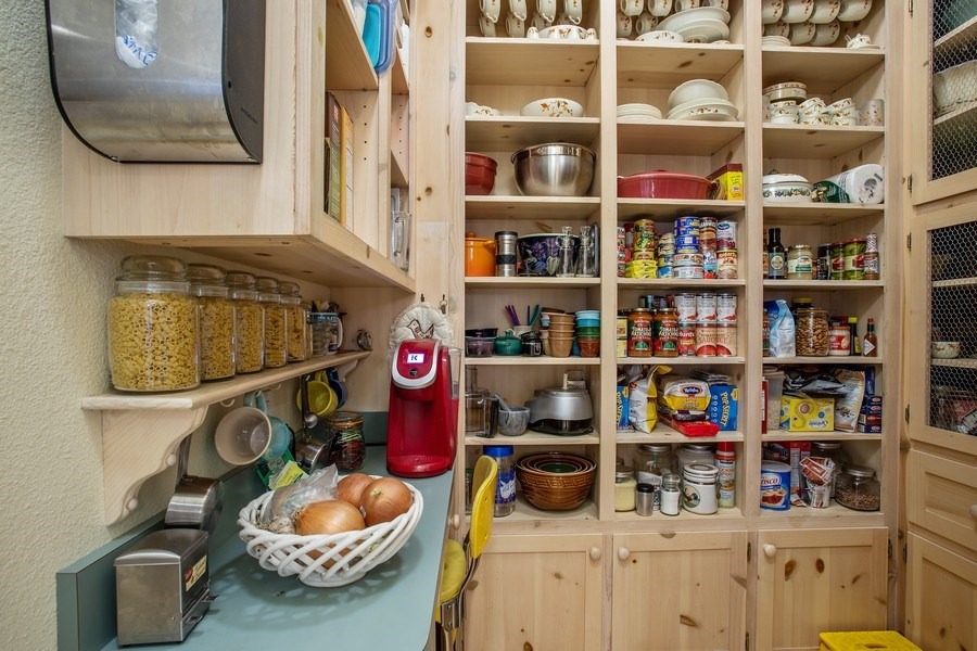 Real Estate Photography - 7961 Charlotte Ln, Vacaville, CA, 95688 - Pantry