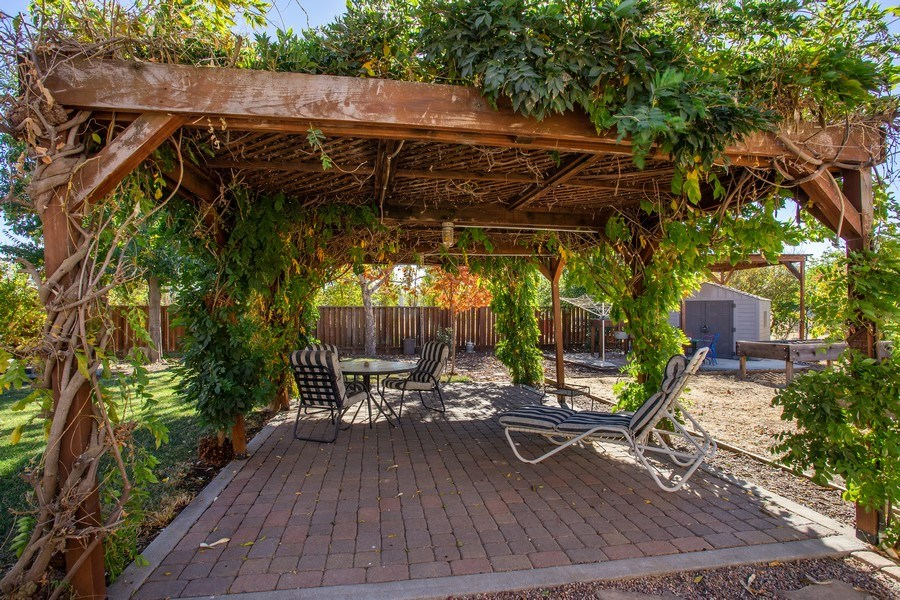 Real Estate Photography - 7961 Charlotte Ln, Vacaville, CA, 95688 - Patio