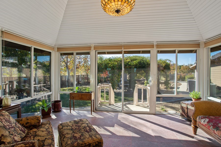 Real Estate Photography - 7961 Charlotte Ln, Vacaville, CA, 95688 - Sun Room