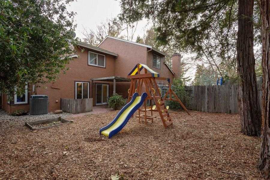Real Estate Photography - 2691 Brannan Way, West Sacramento, CA, 95691 - Back Yard