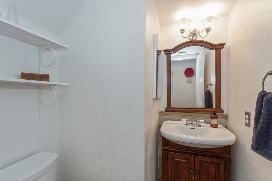 Real Estate Photography - 2691 Brannan Way, West Sacramento, CA, 95691 - Half Bath