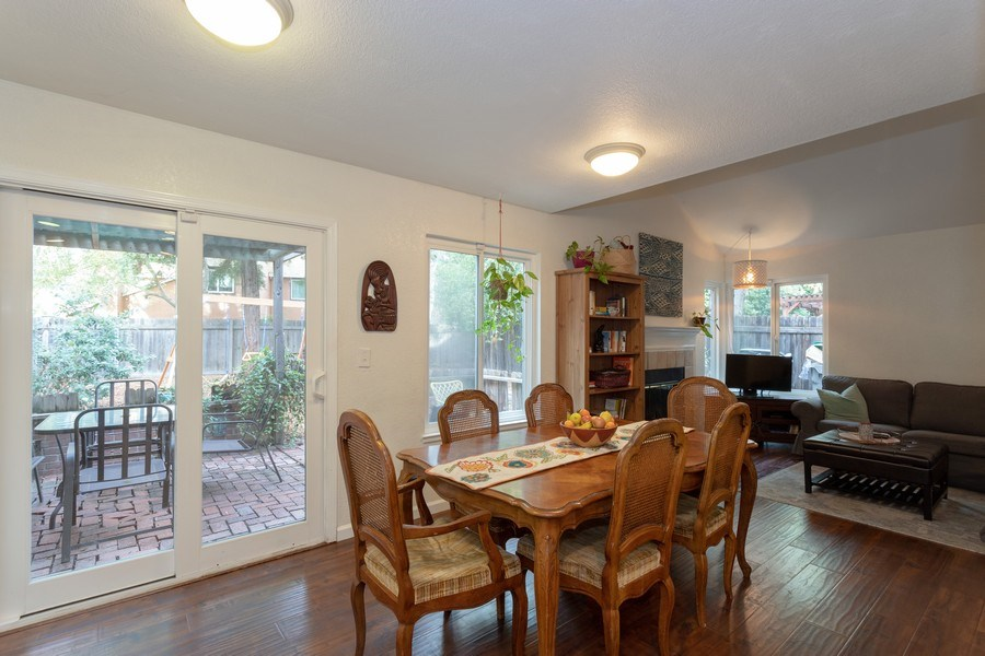 Real Estate Photography - 2691 Brannan Way, West Sacramento, CA, 95691 - Living Room/Dining Room