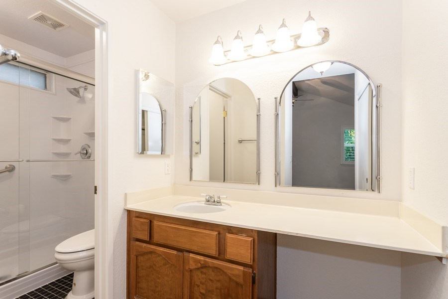 Real Estate Photography - 497 Cool Wind Way, Sacramento, CA, 95831 - Master Bathroom