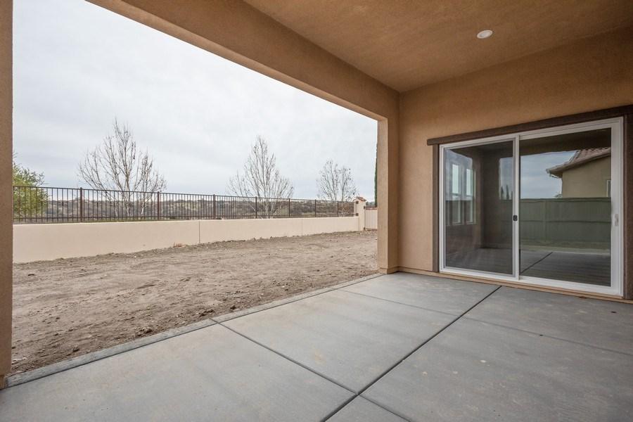 Real Estate Photography - 3505Paseo Mira Vista, Lincoln, CA, 95648 - Back Yard