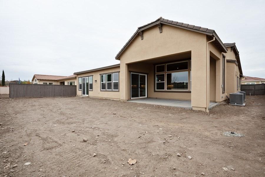 Real Estate Photography - 3505Paseo Mira Vista, Lincoln, CA, 95648 - Rear View