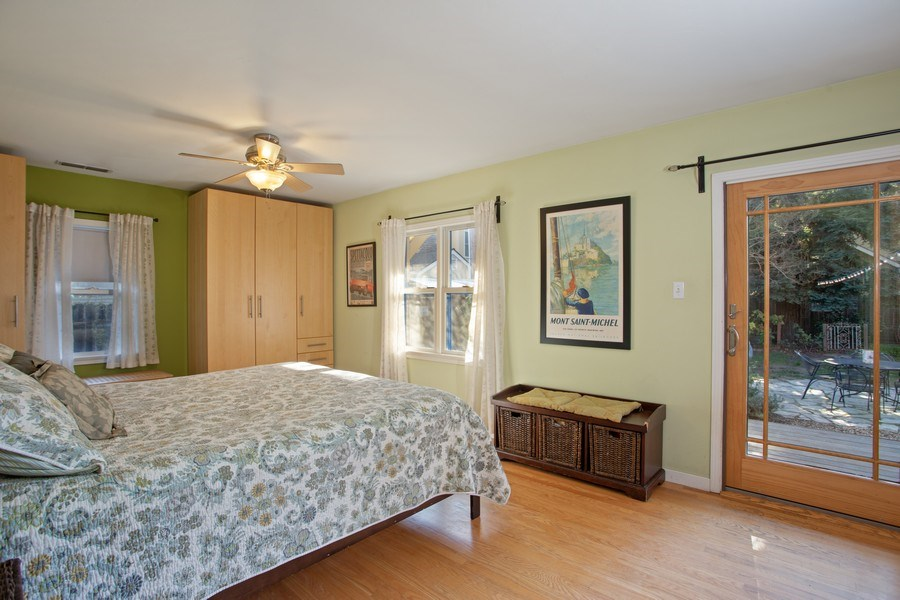 Real Estate Photography - 4308 F St, Sacramento, CA, 95819 - Master Bedroom