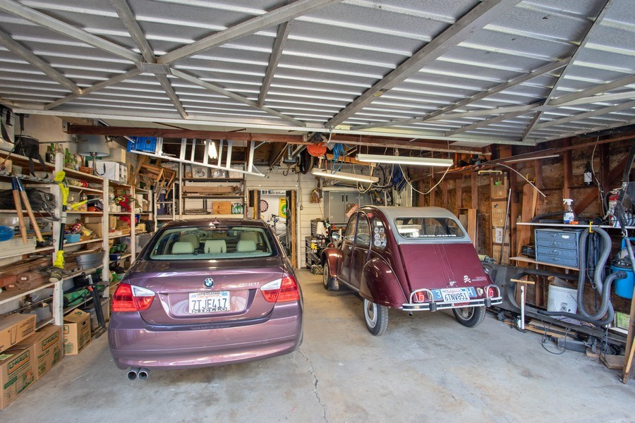 Real Estate Photography - 4308 F St, Sacramento, CA, 95819 - Garage