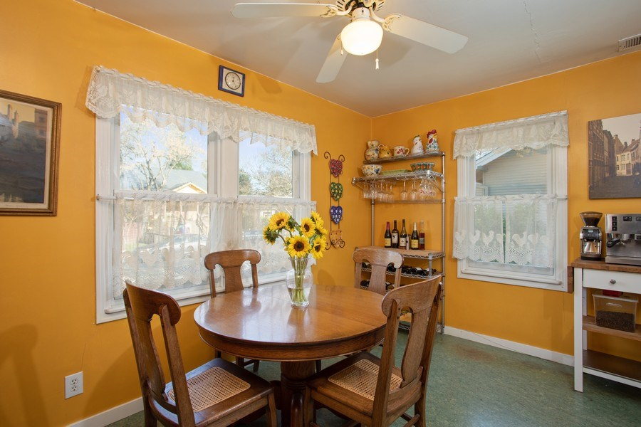 Real Estate Photography - 4308 F St, Sacramento, CA, 95819 - Dining Room