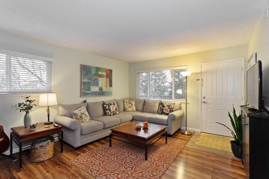 Real Estate Photography - 1920 El Paso Ave, Unit 4, Davis, CA, 95618 - Living Room