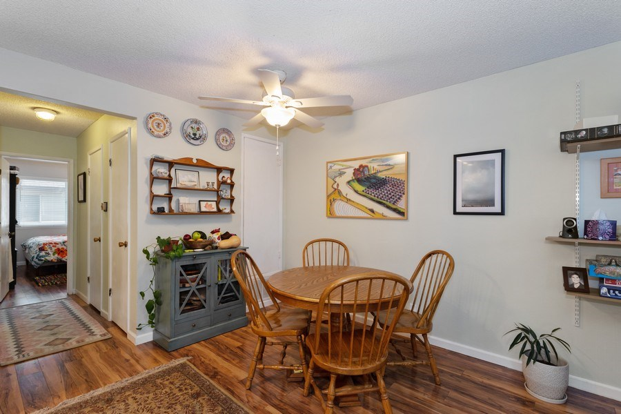 Real Estate Photography - 1920 El Paso Ave, Unit 4, Davis, CA, 95618 - Dining Area