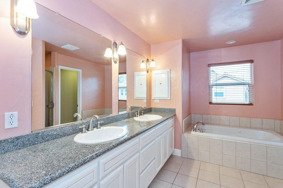 Real Estate Photography - 2019 Catalina Dr, Davis, CA, 95616 - Master Bathroom
