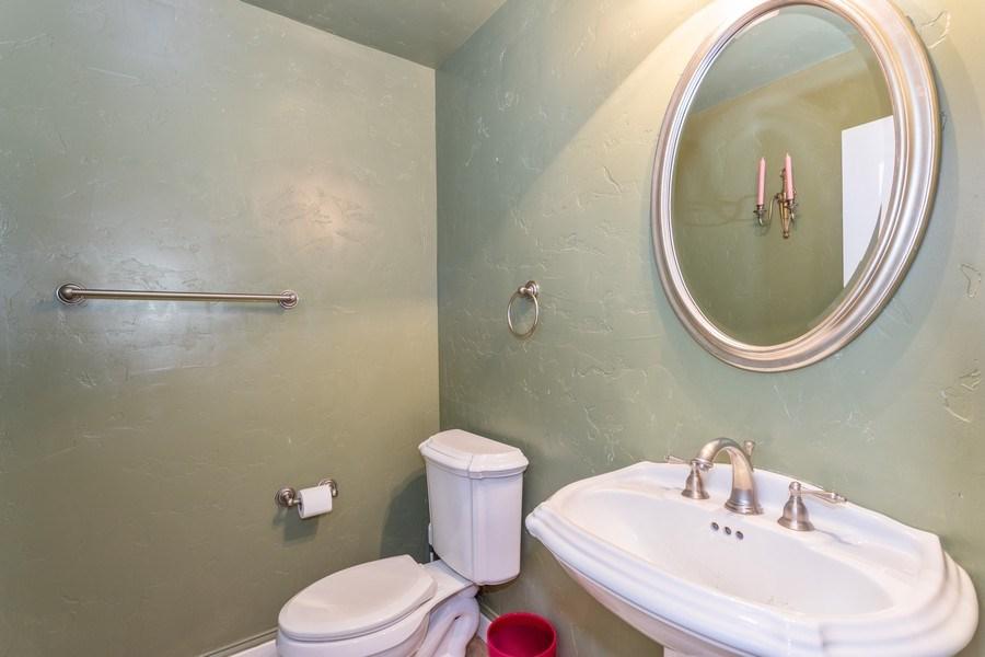 Real Estate Photography - 2019 Catalina Dr, Davis, CA, 95616 - Half Bath