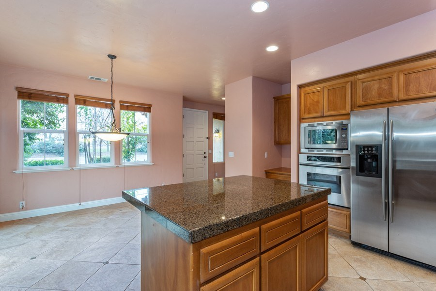 Real Estate Photography - 2019 Catalina Dr, Davis, CA, 95616 - Kitchen / Dining Room