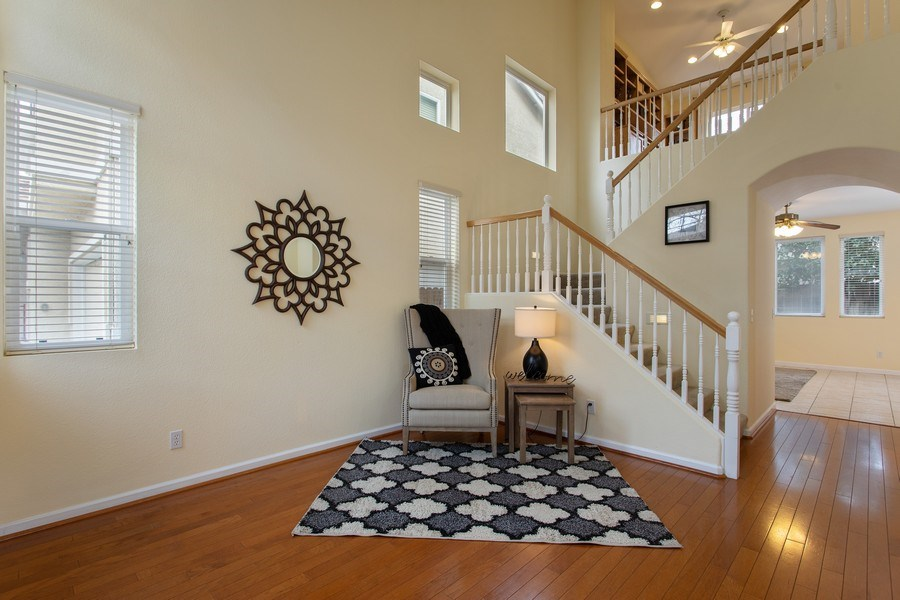 Real Estate Photography - 1026 San Gallo Terrace, Davis, CA, 95618 - Living Room