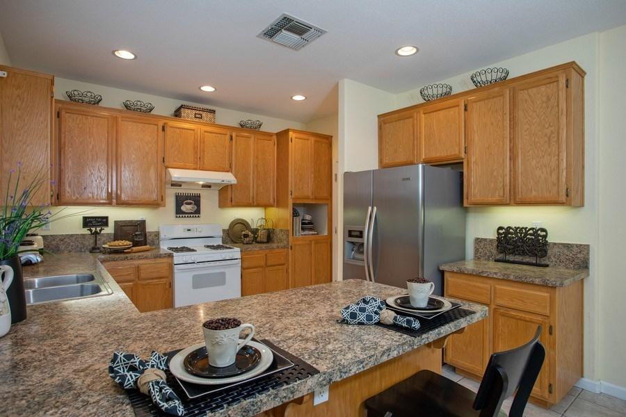 Real Estate Photography - 1026 San Gallo Terrace, Davis, CA, 95618 - Kitchen