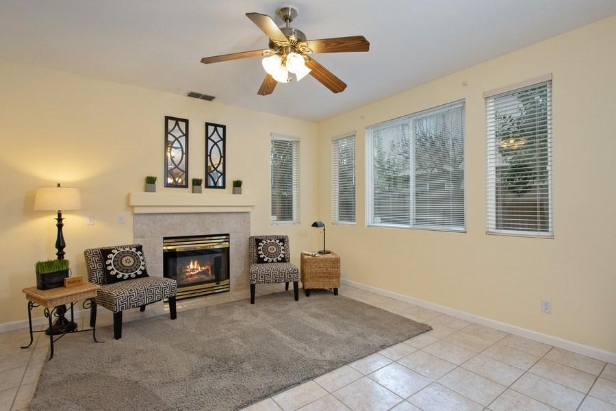 Real Estate Photography - 1026 San Gallo Terrace, Davis, CA, 95618 - Family Room