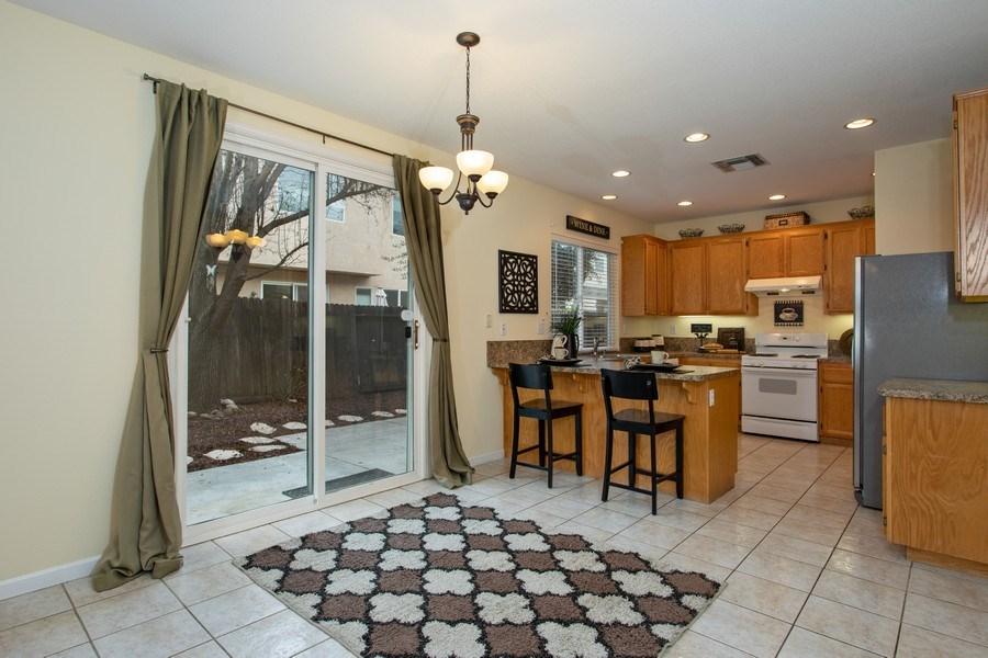 Real Estate Photography - 1026 San Gallo Terrace, Davis, CA, 95618 - Kitchen / Dining Room