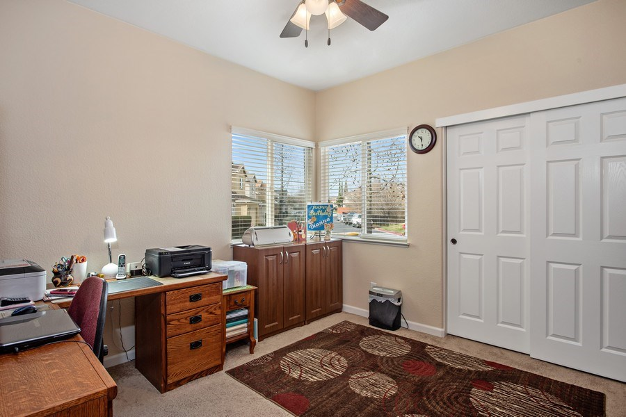 Real Estate Photography - 2505 Chesapeake Bay Circle, Cameron Park, CA, 95682 - 3rd Bedroom