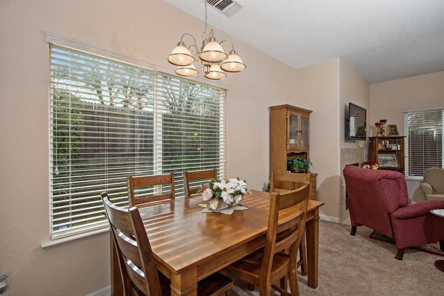 Real Estate Photography - 2505 Chesapeake Bay Circle, Cameron Park, CA, 95682 - Dining Area