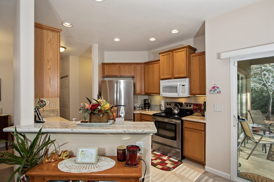 Real Estate Photography - 2505 Chesapeake Bay Circle, Cameron Park, CA, 95682 - Kitchen