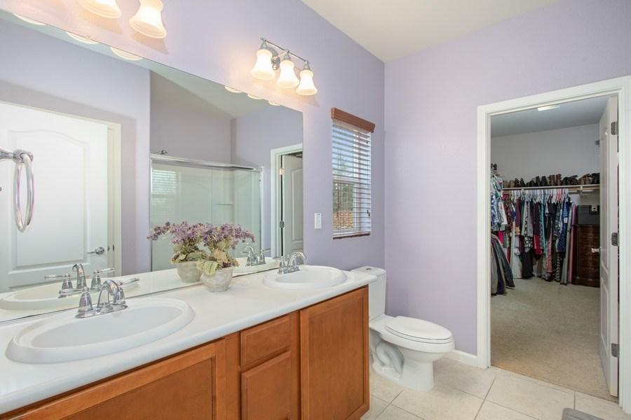 Real Estate Photography - 2264 Trimstone Way, Roseville, CA, 95747 - Master Bathroom