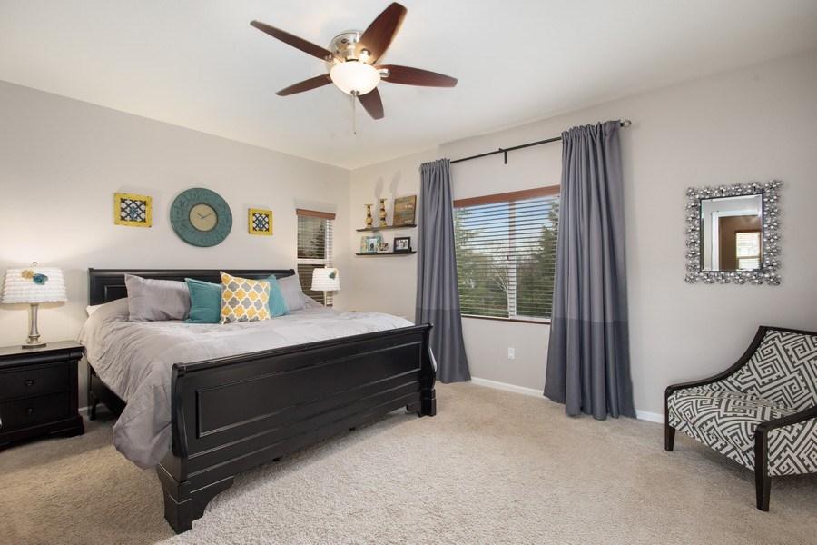 Real Estate Photography - 2264 Trimstone Way, Roseville, CA, 95747 - Master Bedroom