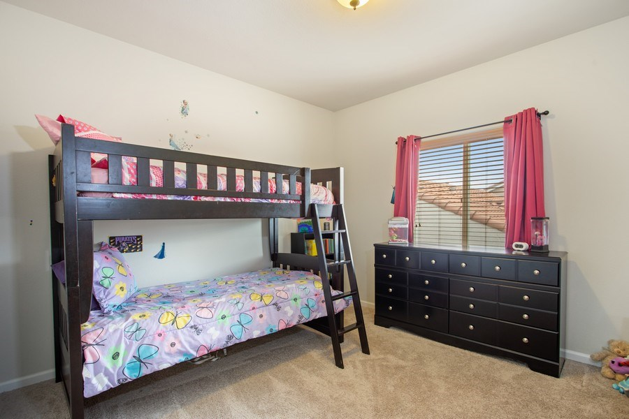 Real Estate Photography - 2264 Trimstone Way, Roseville, CA, 95747 - 2nd Bedroom