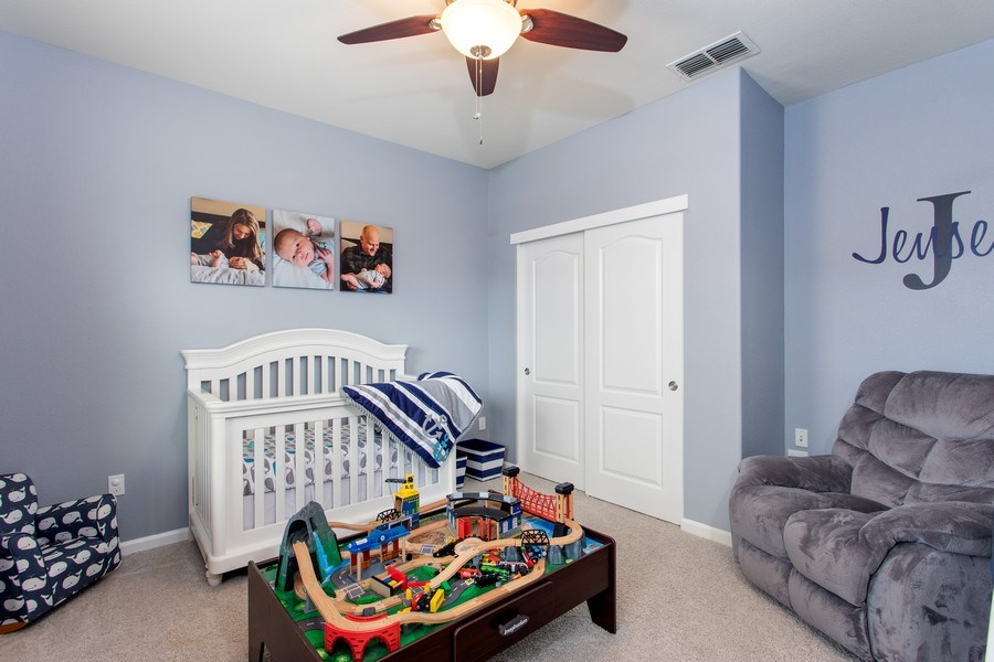Real Estate Photography - 2264 Trimstone Way, Roseville, CA, 95747 - 4th Bedroom