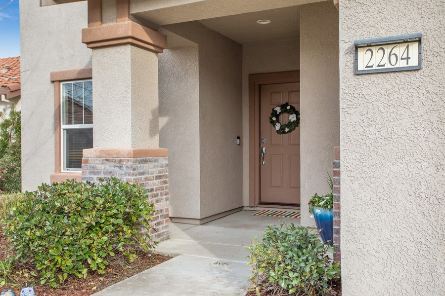Real Estate Photography - 2264 Trimstone Way, Roseville, CA, 95747 - Porch
